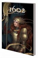 1602: Witch Hunter Angela Vol. 1 TP Reviews