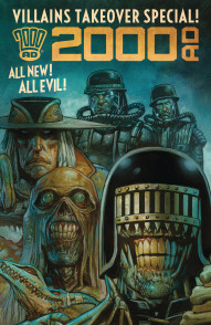 2000AD Villains Takeover Special #1