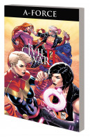 A-Force (2016) Vol. 2: Rage Against Dying Of Light TP Reviews