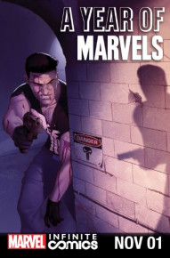 A Year Of Marvels: November #1