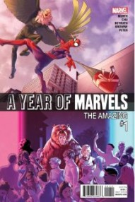 A Year of Marvels: The Amazing
