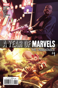 A Year of Marvels: The Unbeatable