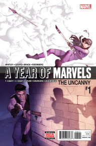 A Year Of Marvels: The Uncanny