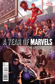 A Year of Marvels: The Unstoppable