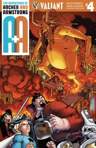 A&A: The Adventures of Archer and Armstrong #4