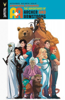 A&A: The Adventures of Archer and Armstrong Vol. 3: Andromeda Estranged TP Reviews