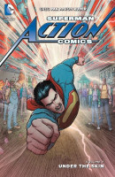 Action Comics (2011) Vol. 7: Under The Skin TP Reviews