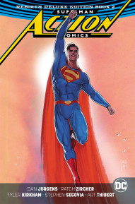 Action Comics Vol. 2 Deluxe