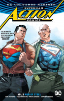 Action Comics (2016) Vol. 3: Men Of Steel TP Reviews
