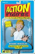 Action Figure; From the Journals of Richard Marzelak #1