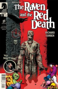 Edgar Allen Poe's The Raven and the Red Death #1