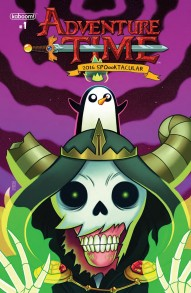 Adventure Time: 2016 SpOooktacular #1
