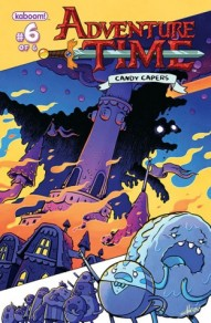 Adventure Time: Candy Capers #6