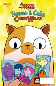 Adventure Time: Fionna & Cake - Card Wars