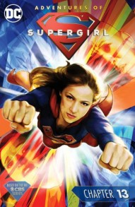 Adventures of Supergirl #13