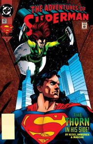 Adventures of Superman #521