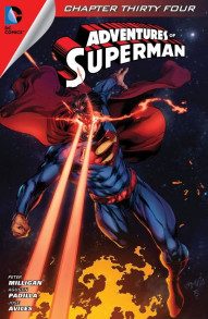 Adventures Of Superman #34