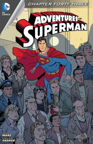 Adventures Of Superman #43