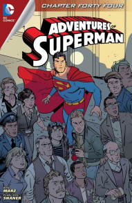 Adventures Of Superman #44