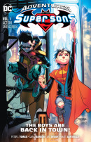 Adventures of the Super Sons Vol. 1 Reviews