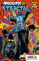 Age Of X-Man: Apocalypse & The X-Tracts #1