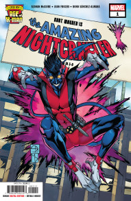 Age Of X-Man: The Amazing Nightcrawler #1