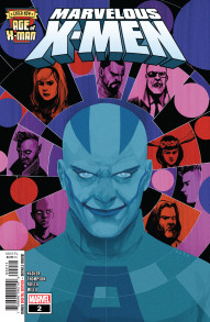 Age Of X-Man: The Marvelous X-Men #2
