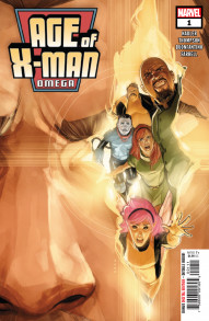 Age of X-Man: Omega #1