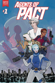 Agents of P.A.C.T #1