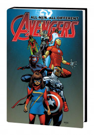 All-New All-Different Avengers Vol. 1 Hardcover