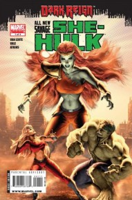 All-New Savage She-Hulk