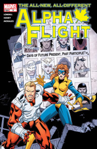 Alpha Flight #9