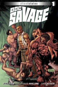 Altered States: Doc Savage (One-Shot)