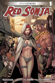 Altered States: Red Sonja (One-Shot)