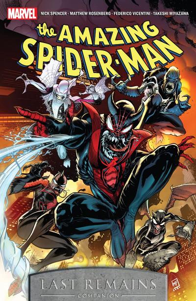 Amazing Spider-Man: Last Remains: Companion Reviews at ComicBookRoundUp.com