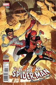 Amazing Spider-Man: Renew Your Vows #5