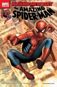 Amazing Spider-Man #549