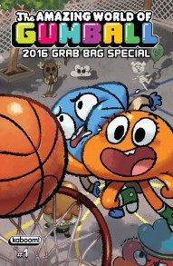 Amazing World of Gumball Grab Bag Special