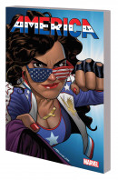 America Vol. 1: Life & Times  Of America Chavez TP Reviews