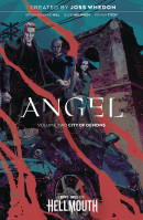 Angel (2019) Vol. 2: City of Demons TP Reviews