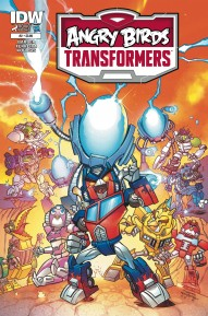 Angry Birds / Transformers #2