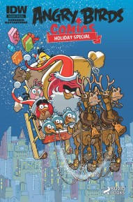 Angry Birds: Holiday Special 2014 #1