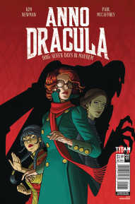 Anno Dracula 1895: Seven Days in Mayhem #1