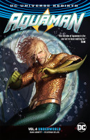 Aquaman (2016) Vol. 4: Underworld HC Reviews