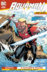 Aquaman: Deep Dives #4