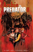 Archie vs. Predator II Vol. 1 Collected Reviews