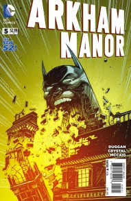 Arkham Manor #5