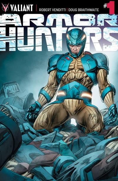 armor hunters  reviews   comicbookroundupcom