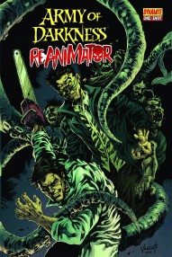 Army of Darkness/Re-Animator