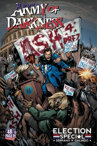 Army of Darkness: Ash for President (One Shot)